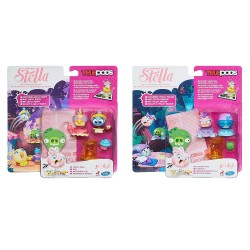 ANGRY BIRDS - STELLA TELEPODS MULTIPACK 2 ΣΧΕΔΙΑ (A8885)