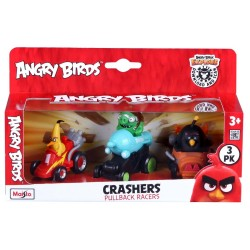 ANGRY BIRDS CRASHERS ΣΕΤ 3