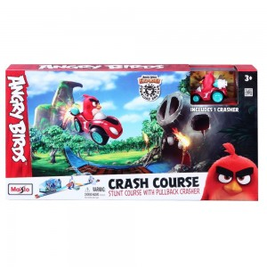 ANGRY BIRDS CRASH COURSE