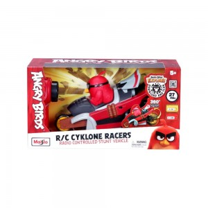 ANGRY BIRDS CYCLONE RACERS