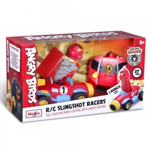 ANGRY BIRDS SLINGSHOT RACERS R/C