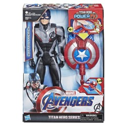 AVENGERS TITAN QUANTUM POWER CAP. AMERICA