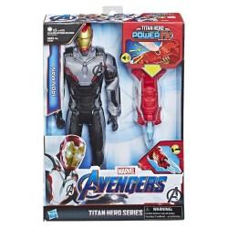 AVENGERS TITAN QUANTUM POWER IRON MAN