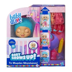 BABY ALIVE - BABY GROWS UP (E8199)