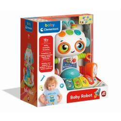 BABY CLEMENTONI - BABY ROBOT (ΜΙΛΑΕΙ ΕΛΛΗΝΙΚΑ) (1000-63330)