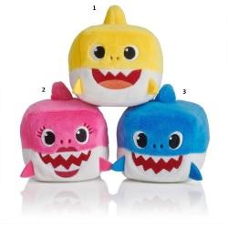 BABY SHARK - ΜΙΚΡΑ ΛΟΥΤΡΙΝΑ ΜΕ ΗΧΟΥΣ 3 ΣΧΕΔΙΑ (BAH00000)