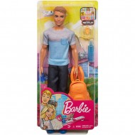 BARBIE - DREAMHOUSE ADVENTURES KEN (FWV15)