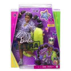 BARBIE - EXTRA BOBBLE HAIR (GXF10)