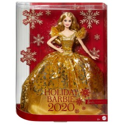 BARBIE - HOLIDAY 2020 (GHT54)