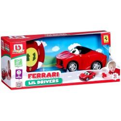 BBURAGO JUNIOR FERRARI LIL DRIVERS RC