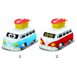 BBURAGO PRESS GO VW SAMBA BUS 2 ΣΧΕΔΙΑ (16-85110)