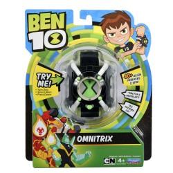 BEN 10 - BASIC OMNITRIX (ΣΤΑ ΕΛΛΗΝΙΚΑ)