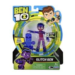 BEN 10 - ΒΑΣΙΚΗ ΦΙΓΟΥΡΑ GLICH (BEN35000)