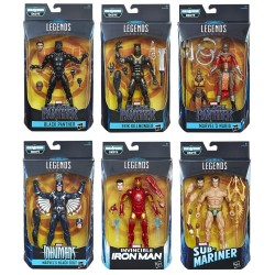 BLACK PANTHER 6 INCH LEGENDS AST