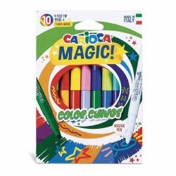 CARIOCA ΜΑΡΚΑΔΟΡΟΙ MAGIC 10 ΤΕΜ. (42737)