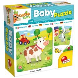 CAROTINA BABY - PUZZLE THE FARM (10.80083)