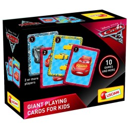 CARS 3 GIANT CARDS