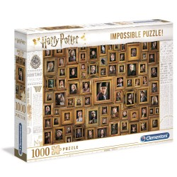 CLEMENTONI ΠΑΖΛ - 1000 H.Q. IMPOSSIBLE HARRY POTTER (1260-61881)