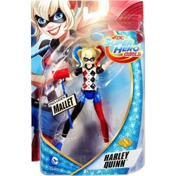 DC - SUPER HERO GIRLS HARLEY QUINN ΦΙΓΟΥΡΑ ΔΡΑΣΗΣ (DMM36)