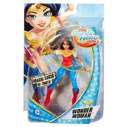 DC - SUPER HERO GIRLS WONDER WOMAN ΦΙΓΟΥΡΑ ΔΡΑΣΗΣ (DMM33)