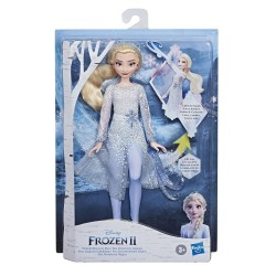 DISNEY FROZEN 2 - MAGICAL DISCOVERY ΚΟΥΚΛΑ ELSA (E8569)