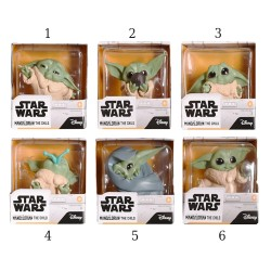 DISNEY STAR WARS - THE MANDALORIAN THE CHILD BOUNTY COLLECTION BABY YODA (F1213)