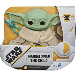 DISNEY STAR WARS - THE MANDALORIAN THE CHILD TALKING PUSH BABY YODA (F1115)