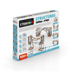 ENGINO DISCOVERING STEM MECHANICS BUILDINGS & BRIDGES
