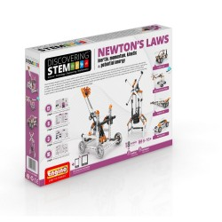 ENGINO DISCOVERING STEM NEWTON'S LAWS GR