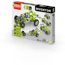 ENGINO INVENTOR 16 MODELS CARS