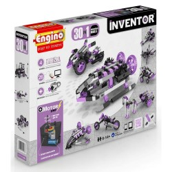 ENGINO INVENTOR 30 MODELS ADVENTURE MOTORIZED