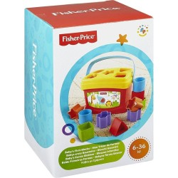 FISHER PRICE - BABY'S FIRST BLOCKS (FFC84)