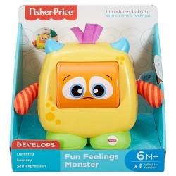 FISHER PRICE - FUN FEELINGS MONSTER (DRG13)