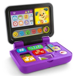 FISHER PRICE - LAUGH & LEARN ΕΚΠΑΙΔΕΥΤΙΚΟ LAPTOP (FXK48)