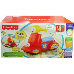 FISHER PRICE - LAUGH & LEARN SMART STAGES ΕΚΠΑΙΔΕΥΤΙΚΟ SCOOTER (DHN78)