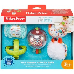 FISHER PRICE - ΜΑΛΑΚΕΣ ΜΠΑΛΕΣ ΔΡΑΣΤΗΡΙΟΤΗΤΩΝ (FXC32)