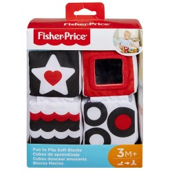 FISHER PRICE - ΜΑΛΑΚΟΙ ΚΥΒΟΙ (GFC37)