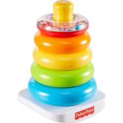FISHER PRICE - ROCK A STACK ΠΥΡΑΜΙΔΑ (GKD51)