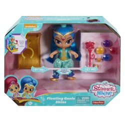FISHER PRICE - SHIMMER & SHINE DELUXE ΣΕΤ ΜΕ ΚΟΥΚΛΑ (FHN28)