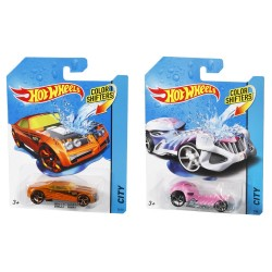 HOT WHEELS CITY - COLOR SHIFTERS (BHR15)