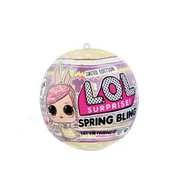 L.O.L. SURPRISE - SPRING BLING ΚΟΥΚΛΑ-ΖΩΑΚΙ (LLUC5000)