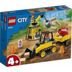 LEGO® CITY CONSTRUCTION BULLDOZER (60252)