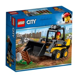 LEGO® CITY ΦΟΡΤΩΤΗΣ ΟΙΚΟΔΟΜΩΝ (60219)