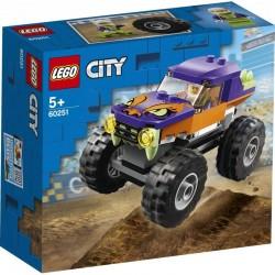 LEGO® CITY MONSTER TRUCK (60251)