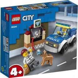 LEGO® CITY POLICE DOG UNIT (60241)