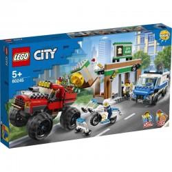 LEGO® CITY POLICE MONSTER TRUCK HEIST (60245)