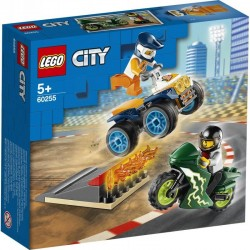 LEGO® CITY STUNT TEAM (60255)