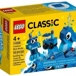LEGO® CLASSIC CREATIVE BLUE BRICKS (11006)