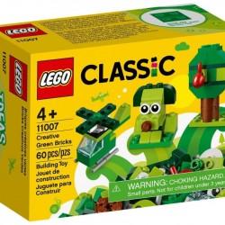 LEGO® CLASSIC CREATIVE GREEN BRICKS (11007)