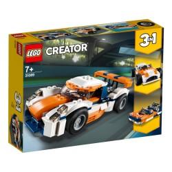 LEGO® CREATOR ΑΓΩΝΙΣΤΙΚΟ ΑΥΤΟΚΙΝΗΤΟ ΤΟΥ ΗΛΙΟΒΑΣΙΛΕΜΑΤΟΣ (31089)